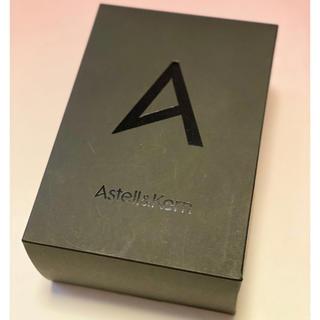 アイリバー(iriver)のAstell&Kern AK-SP1000-OB Onyx Black(ポータブルプレーヤー)