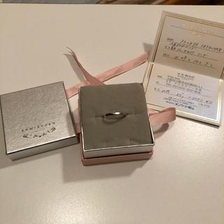 クミキョク(kumikyoku(組曲))の組曲ジュエリー リング 15号(リング(指輪))