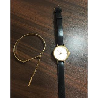 ニコアンド(niko and...)のニコアンド 腕時計 ブレスレット(腕時計)