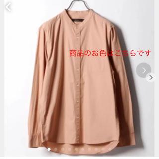 レイジブルー(RAGEBLUE)のRAGEBLUE(レイジブルー)メンズ 50ブロードストレッチバンドカラーシャツ(シャツ)