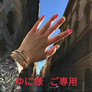 【ゆに様 ご専用】アンクル ブレスレット リング セット(リング(指輪))