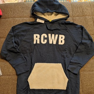 ロデオクラウンズワイドボウル(RODEO CROWNS WIDE BOWL)のRODEO CROWNS パーカーワンピ(ひざ丈ワンピース)