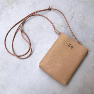 サンシー(SUNSEA)のsunsea サンシー 34 pochette  (ショルダーバッグ)