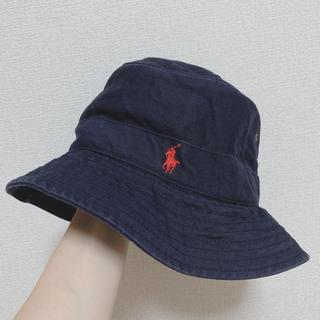 ポロラルフローレン(POLO RALPH LAUREN)のポロラルフローレン ハット 帽子(ハット)