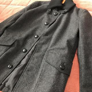GU - GU★コート 濃いめグレー