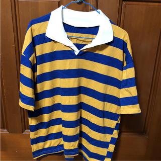 スピンズ(SPINNS)のラガーシャツ レディース スピンズ(ポロシャツ)