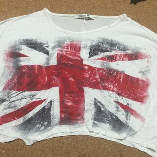 フォーエバートゥエンティーワン(FOREVER 21)のForever21 薄手Tシャツ(Tシャツ(半袖/袖なし))