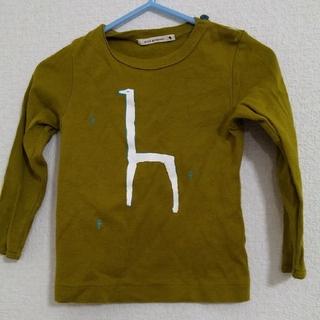 ミナペルホネン(mina perhonen)のミナペルホネン ジラフ ロンT 90cm(Tシャツ)