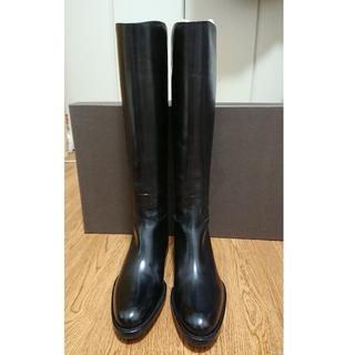 サルトル(SARTORE)のサルトルブーツ 美品 黒 ロングブーツ(ブーツ)