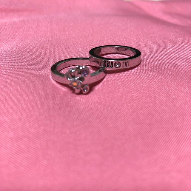 ANNA SUI(アナスイ)のANNA SUI 指輪 レディースのアクセサリー(リング(指輪))の商品写真