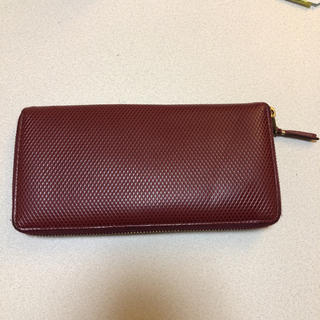 コムデギャルソン(COMME des GARCONS)のコムデギャルソン 長財布 ロングウォレット(財布)