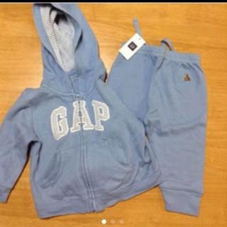 ベビーギャップ(babyGAP)のBaby GAP パーカー&ズボンセット 60(パンツ)