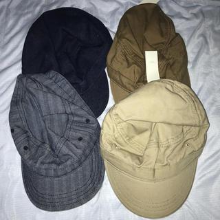 GU - GU キャップ帽 4点セット