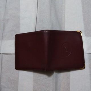 カルティエ(Cartier)の二つ折り財布(折り財布)