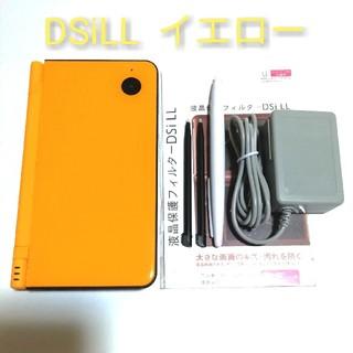 ニンテンドーDS(ニンテンドーDS)のDSiLL 本体 イエロー (携帯用ゲーム機本体)