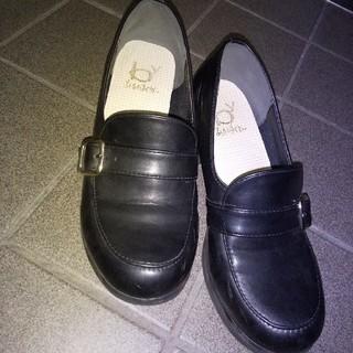 アシナガオジサン(あしながおじさん)のローファー ヒール あしながおじさん(ローファー/革靴)
