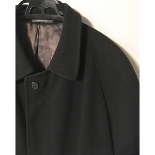 コムデギャルソン(COMME des GARCONS)のステンカラーコート トレンチコート アウター 古着 古着屋 メンズ モード(ステンカラーコート)
