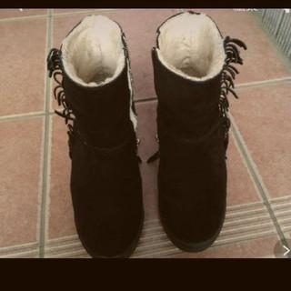 ヴァンズ(VANS)のVANS  ブーツ(ブーツ)