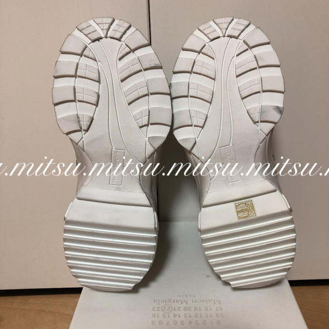 Maison Martin Margiela(マルタンマルジェラ)のmaison margiela レトロフィットスニーカー 39 新品 レディースの靴/シューズ(スニーカー)の商品写真
