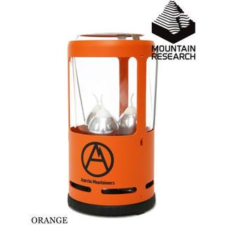 マウンテンリサーチ(MOUNTAIN RESEARCH)の【最終価格】マウンテンリサーチ Anarcho Lantern ランタン(ライト/ランタン)