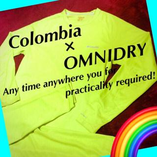コロンビア(Columbia)の❇️【Columbia】実用性たる最高峰☆‼️セットアップ 上下‼️(Tシャツ/カットソー(七分/長袖))