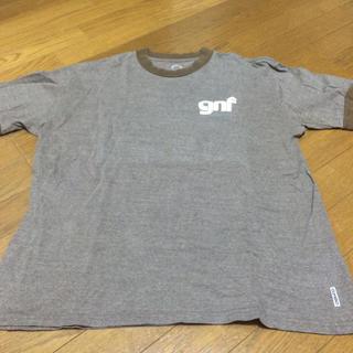 グッドイナフ(GOODENOUGH)の初期 g1950 リンガーT ブラウン 霜降 グッドイナフ ジェラルド whiz(Tシャツ/カットソー(半袖/袖なし))