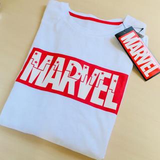 マーベル(MARVEL)の♡新品♡ MARVEL Tシャツ  レディースサイズ LL(Tシャツ(半袖/袖なし))