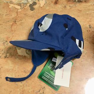 こども ビームス - 新品未使用 タイニーコットンズ  帽子 スノーハット Mサイズ