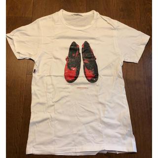 シンイチロウアラカワ(SHINICHIRO ARAKAWA)のシンイチロウアラカワ  レッドシューズTシャツ(Tシャツ/カットソー(半袖/袖なし))