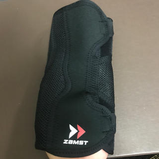 ザムスト(ZAMST)のザムスト エルボースリーブ 肘用サポーター(ソフトサポート)(その他)