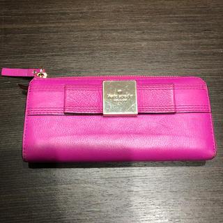 ケイトスペードニューヨーク(kate spade new york)の長財布(財布)