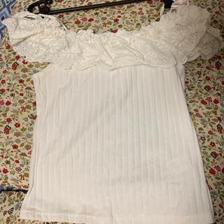 リズリサ(LIZ LISA)のリズリサ  オフショルトップス(カットソー(半袖/袖なし))