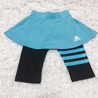 アディダス(adidas)のアディダス レギンス スカート 110cm(スカート)