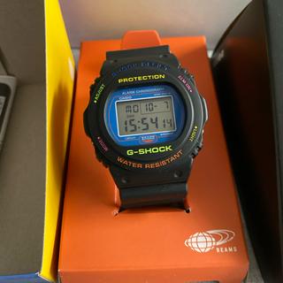 ビームス(BEAMS)のG-SHOCK beamsコラボ 美中古 スティングモデル(腕時計(デジタル))