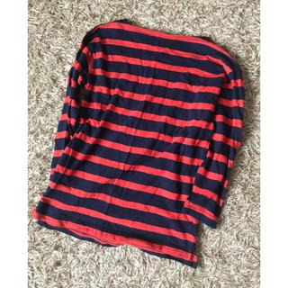 ギャップ(GAP)のGAP ボーダーTシャツ メンズ XS(Tシャツ/カットソー(七分/長袖))