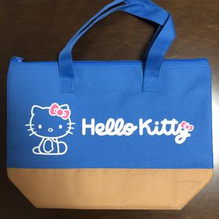 ハローキティ(ハローキティ)の☆Hello Kitty 保冷バッグ☆(日用品/生活雑貨)