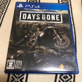 プレイステーション4(PlayStation4)のDays Gone(家庭用ゲームソフト)