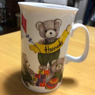 ハロッズ(Harrods)のHarrods  マグカップ  お値下げ(グラス/カップ)