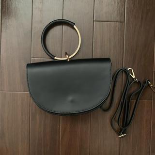 ドゥーズィエムクラス(DEUXIEME CLASSE)のMaison Vincent RING BAG バッグ(ハンドバッグ)