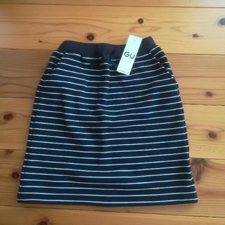 GU - 【新品タグ付き】GU  女の子150 裏起毛 スカート