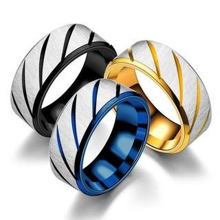 数量限定!メタルヘルスケア減量リング 健康ツボリング磁気療法(リング(指輪))