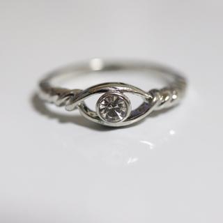 即購入OK*アンティークデザインシルバーカラーリング指輪02(リング(指輪))