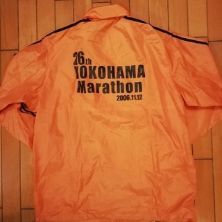 アディダス(adidas)の横浜マラソン2006&2008ウインドブレーカー【にャあちャん様専用】(ウェア)
