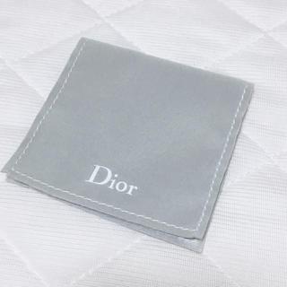 ディオール(Dior)のDior ディオール アクセサリーケース グレー(小物入れ)