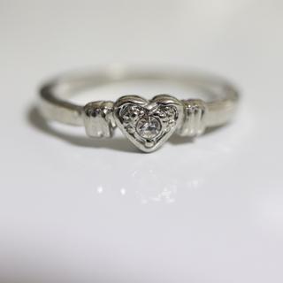 即購入OK*アンティークデザインシルバーカラーリング指輪20(リング(指輪))