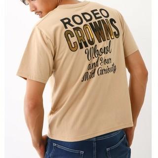 ロデオクラウンズワイドボウル(RODEO CROWNS WIDE BOWL)のRCWB メンズ TEX PP Tシャツ(Tシャツ/カットソー(半袖/袖なし))