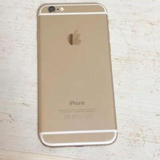 iPhone - iPhone 6 Gold 16 GB au