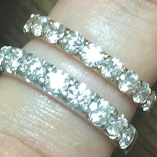 ダイヤモンド エタニティリング(リング(指輪))