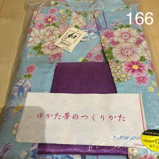 motherways - マザウェイズ 新品 サイズ120cm   浴衣 まり 花