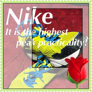 ナイキ(NIKE)の❇️【Nike】ザ・イエローマジカレーション☆‼️(スニーカー)